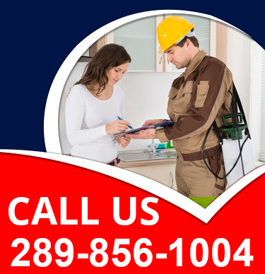 Contact Oakville Pest